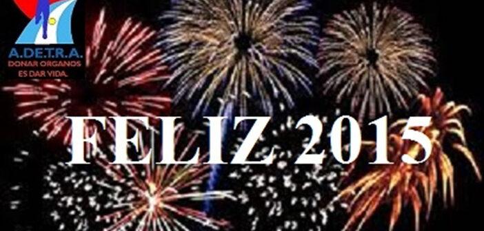 La Asociación de Deportistas Trasplantados de la República Argentina les desea un Feliz Año Nuevo!!!