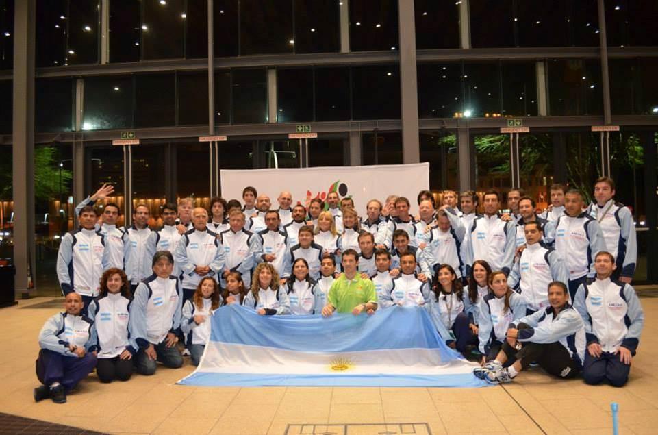 Resultados Juegos Mundiales Sudáfrica, Durban 2013   ADETRA