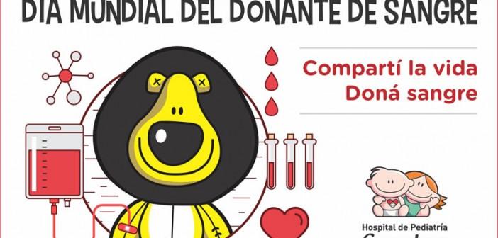 """ADETRA estuvo celebrando el """"Día Internacional del donante de Sangre"""""""