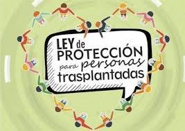 Ley de protección Integral para personas Trasplantadas