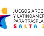 CONFIRMAN A LA PROVINCIA DE SALTA COMO SEDE DE LOS JUEGOS ARGENTINOS Y LATINOAMERICANOS PARA TRASPLANTADOS 2018