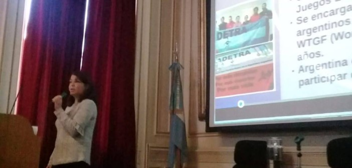 """ADETRA PRESENTE EN LA JORNADA DE  """"ACTUALIDAD EN DONACIÓN Y TRASPLANTE"""" EN EL HOSPITAL ITALIANO"""